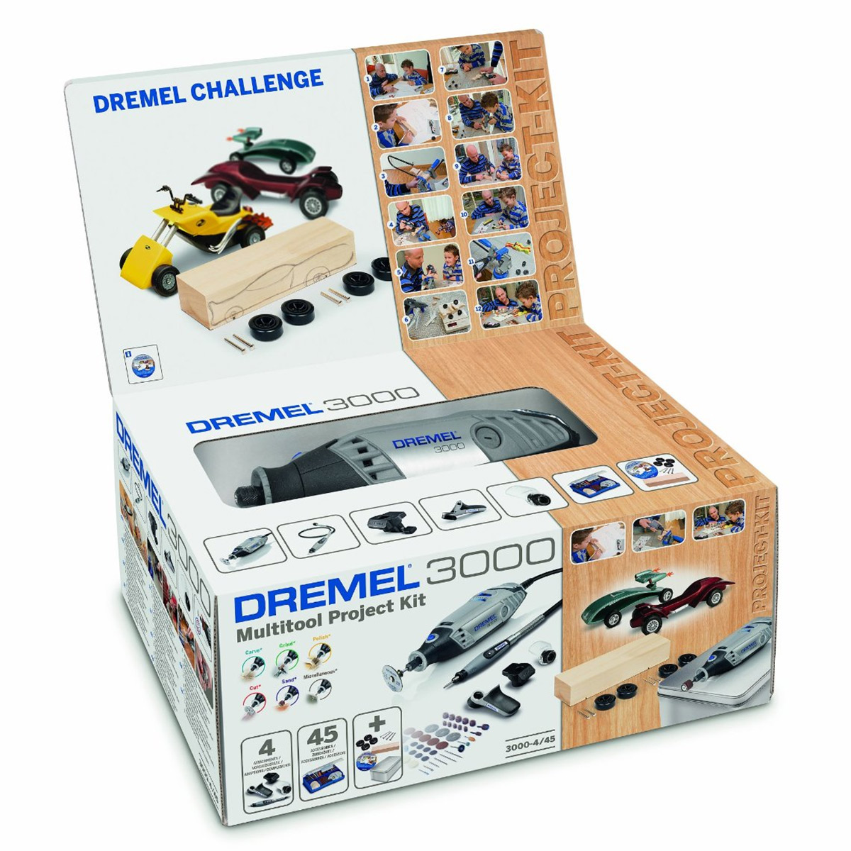 Dremel multitool 3000